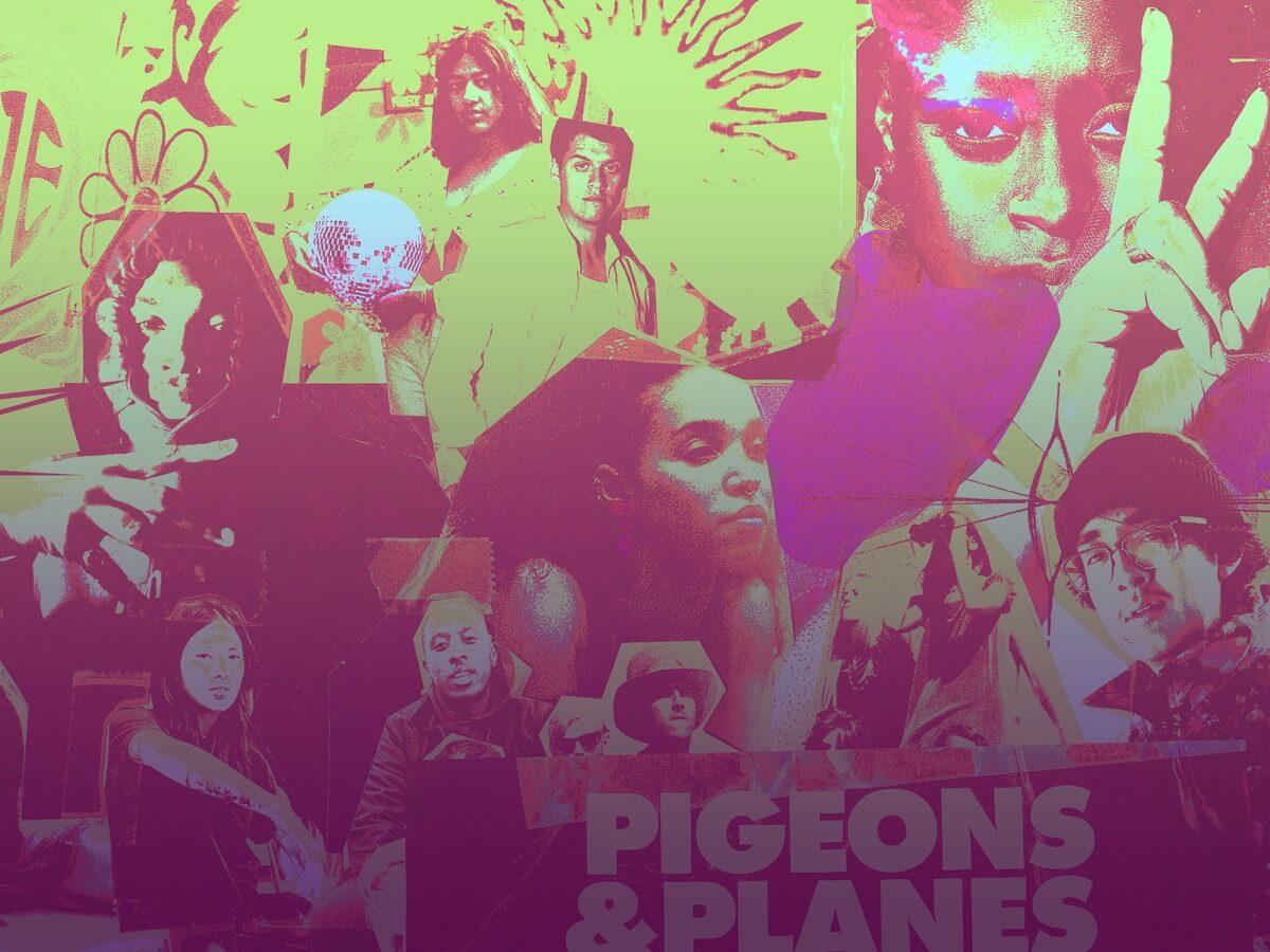 Pigeons & Planes Brand