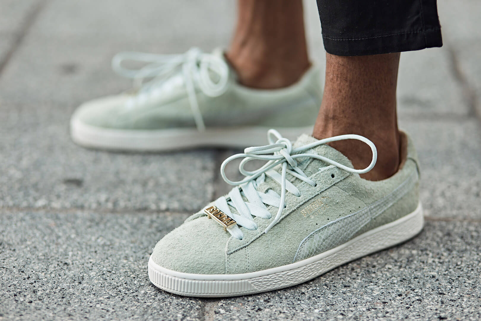 brand new 6a227 9b822 PUMA Suede 50th Anniversary: The Year of the Suede
